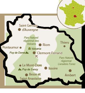 Location G 238 Te Puy De D 244 Me G 238 Tes De France Auvergne Puy De